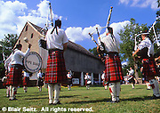 Celtic Festival, Bagpipe Concert, Montgomery Co., Pennsylvania