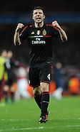 Arsenal v AC Milan 060312
