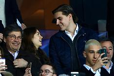 Princess Alexander of Hanover at the PSG Football - 15 April 2018