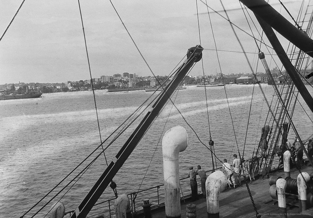 Darling Point, Sydney Harbour, Australia, 1930