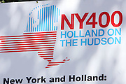 Atmosphere at opening for The NY400 Holland on the Hudson celebrating the values, history and a vision of the future of The Unied States and The Netherlands and held at Bowling Green Park on Septemeber 4, 2009 in New York City