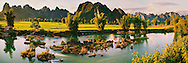 Vietnam Images- Landscape-Cao Bang scenery in autumn