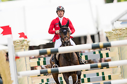 Schwizer Pius, SUI, Balou Rubin R<br /> Rolex Grand Prix Jumping<br /> Royal Windsor Horse Show<br /> © Hippo Foto - Jon Stroud