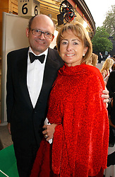 City millionaire MICHAEL SPENCER and his wife LORRAINE at the NSPCC's Dream Auction held at The Royal Albert Hall, London on 9th May 2006.<br /><br />NON EXCLUSIVE - WORLD RIGHTS