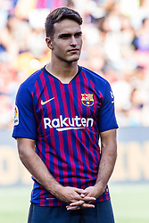 August 15, 2018 - Denis Suarez from Spain during the Joan Gamper trophy game between FC Barcelona and CA Boca Juniors in Camp Nou Stadium at Barcelona, on 15 of August of 2018, Spain. (Credit Image: © AFP7 via ZUMA Wire)