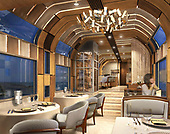 Train Suite – This is what the new Japanese luxury train looks like