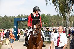 Gerber Caroline, SUI, Tresor de Chignan CH<br /> European Championship Eventing<br /> Luhmuhlen 2019<br /> © Hippo Foto - Stefan Lafrentz<br /> 01/09/2019