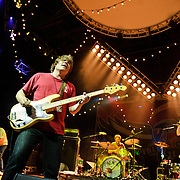 COLUMBIA, MD - SEPTEMBER 25th, 2010:  Reunited after a 10-year hiatus, Pavement played a carrer-spanning set at the 2010 Virgin Mobile FreeFest at Merriweather Post Pavilion. (Photo by Kyle Gustafson/For The Washington Post)