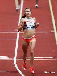 USATF Grand Prix track and field meet<br /> April 24, 2021 Eugene, Oregon, USA<br /> 5000, New Balance