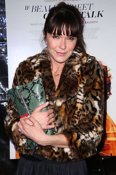 December 4, 2018 - Hollywood, California, United States - HOLLYWOOD, LOS ANGELES, CA, USA - DECEMBER 04: Actress Katie Aselton arrives at the Los Angeles Special Screening Of Annapurna Pictures' 'If Beale Street Could Talk' held at ArcLight Hollywood on December 4, 2018 in Hollywood, Los Angeles, California, United States. (Credit Image: © face to face via ZUMA Press)
