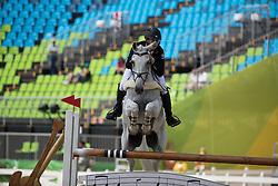 Johnstone Clarke, NZL, Balmoral Sensation<br /> Olympic Games Rio 2016<br /> © Hippo Foto - Dirk Caremans<br /> 09/08/16