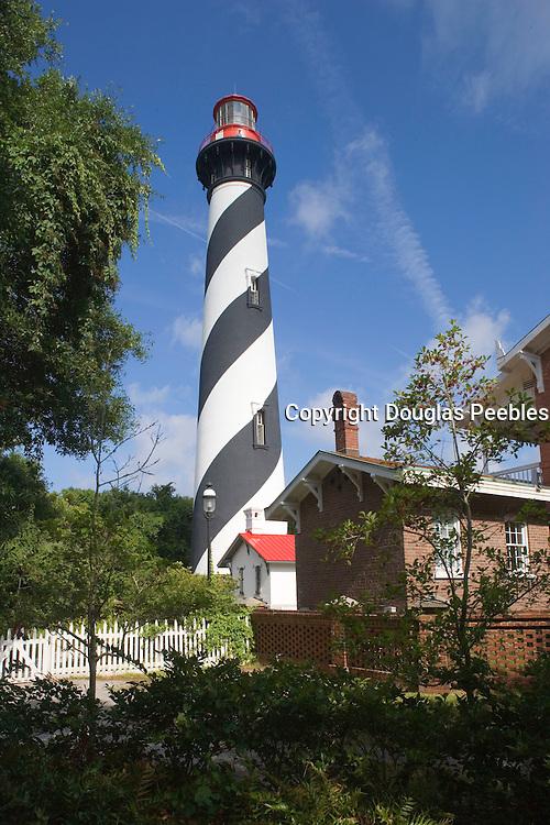 St. Augustine Lighthouse 1874, St. Augustine, Florida, USA<br />