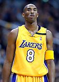 NBA-Indiana Pacers at Los Angeles Lakers-Mar 5, 2003