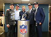 Jan 20, 2019-NFL-NFC Championship-Los Angeles Rams at New Orleans Saints