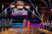 """August 18, 2021 - USA: NBC's """"Family Game Fight!"""" - Episode: 107"""
