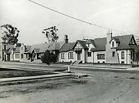 1928 Chaplin Studios on La Brea Ave.