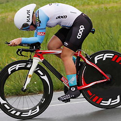 KNOKKE HEIST (BEL) July 10 CYCLING: <br /> 3th Stage Baloise Belgium tour Time Trial:
