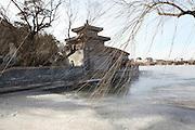 China, Beijing, Guard tower, Forbidden City