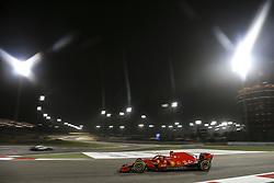 April 8, 2018 - Sakhir, Bahrain - Motorsports: FIA Formula One World Championship 2018, Grand Prix of Bahrain,#7 Kimi Raikkonen (FIN, Scuderia Ferrari) (Credit Image: © Hoch Zwei via ZUMA Wire)