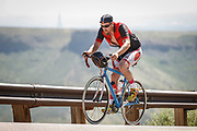 SHOT 6/10/17 9:37:53 AM - Doug Pensinger Memorial Road Ride 2017. The 52 mile ride which took place on the one year anniversary of the passing of Getty Images photographer Doug Pensinger featured more than 30 riders many of whom had ridden with Doug in the past.  (Photo by Marc Piscotty / © 2017)