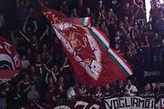 DESCRIZIONE : Bologna Lega A 2015-16 Obiettivo Lavoro Virtus Bologna - Umana Reyer Venezia<br /> GIOCATORE : Obiettivo Lavoro Virtus Bologna<br /> CATEGORIA : Pubblico Tifosi<br /> SQUADRA : Umana Reyer Venezia<br /> EVENTO : Campionato Lega A 2015-2016<br /> GARA : Obiettivo Lavoro Virtus Bologna - Umana Reyer Venezia<br /> DATA : 04/10/2015<br /> SPORT : Pallacanestro<br /> AUTORE : Agenzia Ciamillo-Castoria/GiulioCiamillo<br /> <br /> Galleria : Lega Basket A 2015-2016 <br /> Fotonotizia: Bologna Lega A 2015-16 Obiettivo Lavoro Virtus Bologna - Umana Reyer Venezia