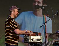 Low Island performing  at the Also Festival 2021 at Cpmton Verney,photo by Mark Anton Smith<br /> .