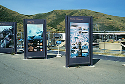 Signs In The Marine Mammal Center
