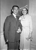 1952 Wedding of Mr. Terrence Goddard and May Lawlor