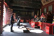 China, Beijing, Yonghegong Lama temple