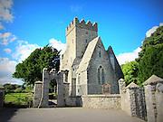 St Doulagh's Church, Balgriffin, Dublin, c.12th century a.d,
