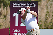 Richard McEvoy (ENG) during the second round of the Commercial Bank Qatar Masters 2020, Education City Golf Club , Doha, Qatar. 06/03/2020<br /> Picture: Golffile | Phil Inglis<br /> <br /> <br /> All photo usage must carry mandatory copyright credit (© Golffile | Phil Inglis)