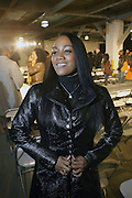 """Tiffany Withers at """" The Brooklyn Underground Fashion Rocks! """" BK Fashion Week(end)  held at Northside Pier at Kent Avenue in Williamburg, Brooklyn on March 22, 2008"""