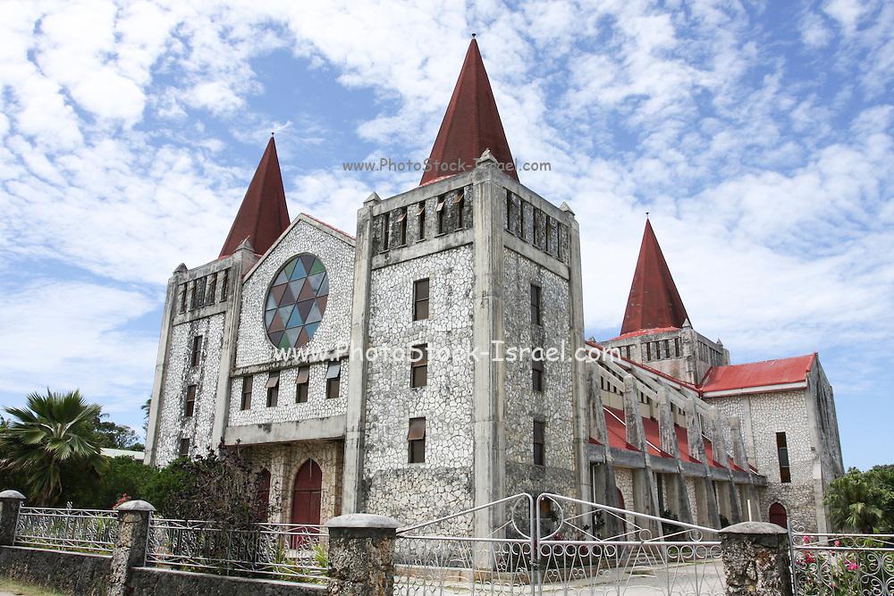 Tonga Catholic Church