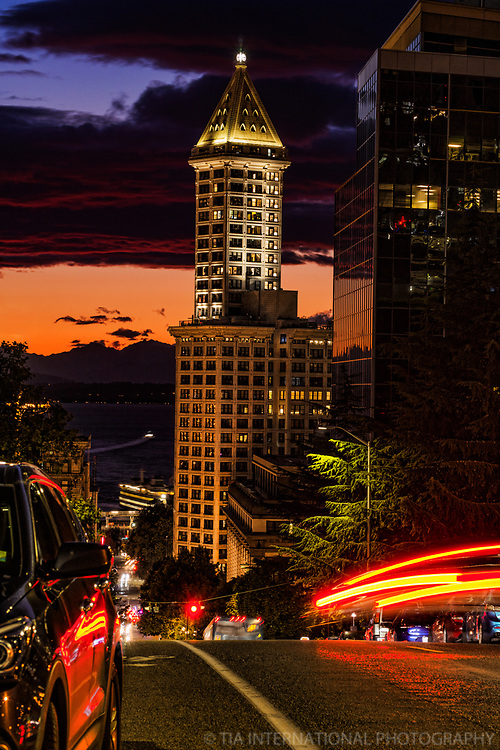 Smith Tower, Downtown Seattle