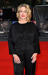 Artistic Director of the BFI London Film Festival Tricia Tuttle arriving for the 62nd BFI London Film Festival Opening Night Gala screening of Widows held at Odeon Leicester Square, London. PRESS ASSOCIATION Photo. Picture date: Wednesday October 10, 2018. See PA story SHOWBIZ Widows. Photo credit should read: Matt Crossick/PA Wire