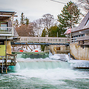 Leland River Falls