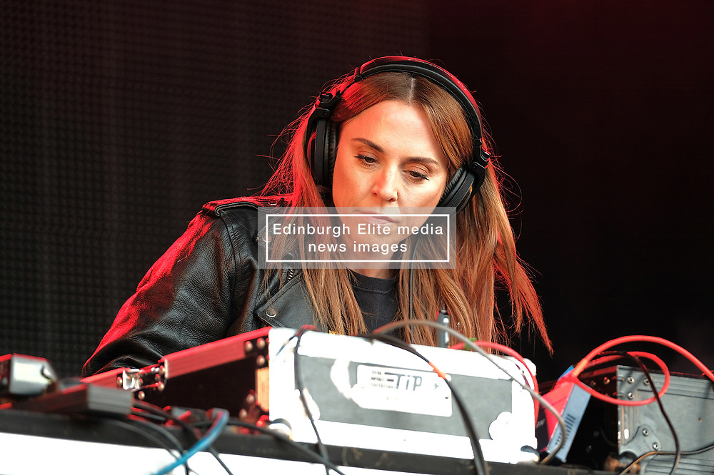 Party At The Palace, Saturday 11th August 2018<br /> <br /> Pictured: Mel C<br /> <br /> Aimee Todd   Edinburgh Elite media