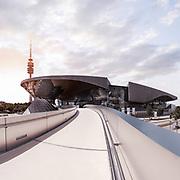 COOP HIMMELB(L)AU, Architecture, Austria