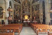 Iglesia Nuestra Señora de la Asunción church, Pego, Marina Alta, Alicante province, Spain