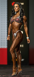 Sept.16, 2016 - Las Vegas, Nevada, U.S. -  CARLY HORRELL competes in the Figure Olympia contest during Joe Weider's Olympia Fitness and Performance Weekend.(Credit Image: © Brian Cahn via ZUMA Wire)