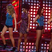 NLD/Hilversum/20121214 - Finale The Voice of Holland 2012, optreden Leona Phillipo