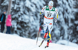27.11.2016, Nordic Arena, Ruka, FIN, FIS Weltcup Langlauf, Nordic Opening, Kuusamo, Herren, im Bild Jens Burman (SWE) // Jens Burman of Sweden during the Mens FIS Cross Country World Cup of the Nordic Opening at the Nordic Arena in Ruka, Finland on 2016/11/27. EXPA Pictures © 2016, PhotoCredit: EXPA/ JFK