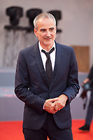 Director Olivier Assayas at the premiere gala screening of the film Doubles Vies (Non Fiction)  at the 75th Venice Film Festival, Sala Grande on Friday 31st August 2018, Venice Lido, Italy.