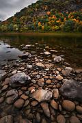 Rocky Shore in a low Susquehanna River