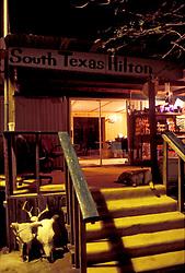 Stock photo of the South Texas Hilton