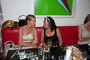 INDIA HICKS; NAZARIN YACHAR, Prada Congo Benefit party. Double Club. Torrens Place. Angel. London. 2 July 2009.