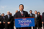 Paul Tanaka Runs For LA Co. Sheriff