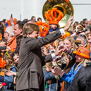 NLD/Tilburg/20170427- Koningsdag 2017, Willem-Alexander