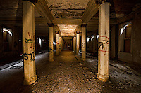 The Abandoned Jackson Sanatorium in Dansville NY.