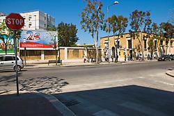 Bari, ingresso Policlinico - Pronto Soccorso